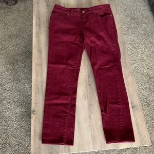 The limited 678 denim pants jeans skinny